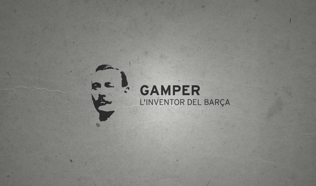 'Gamper, the inventor of Barça,' a documentary co-produced by Lavinia Audiovisual