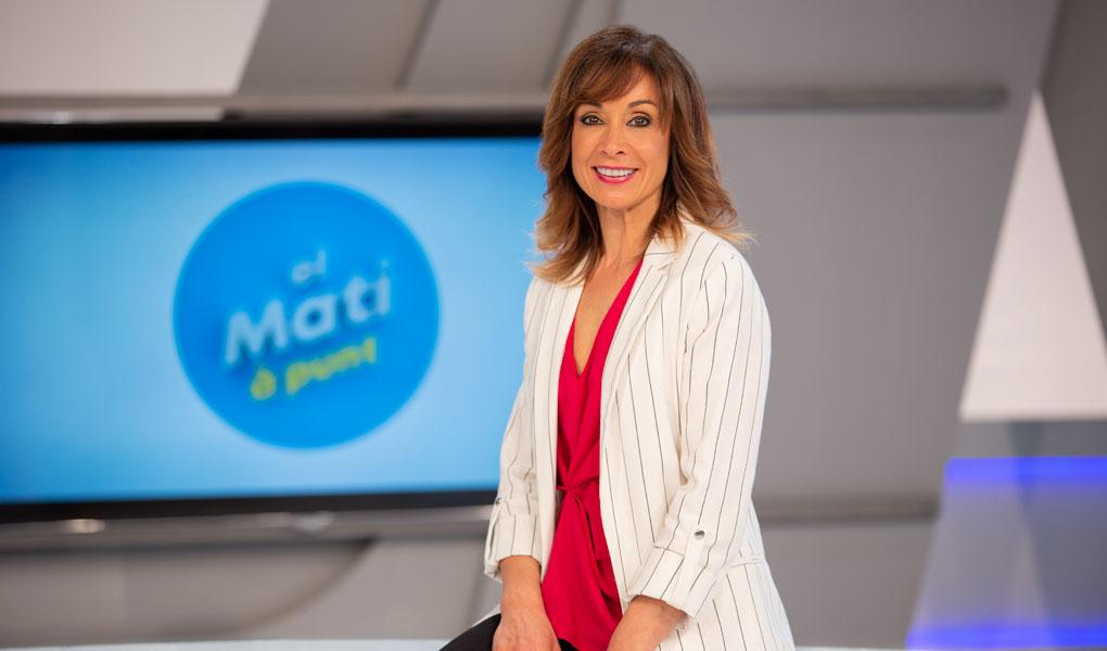 Nou magazín matinal de la televisió valenciana À Punt