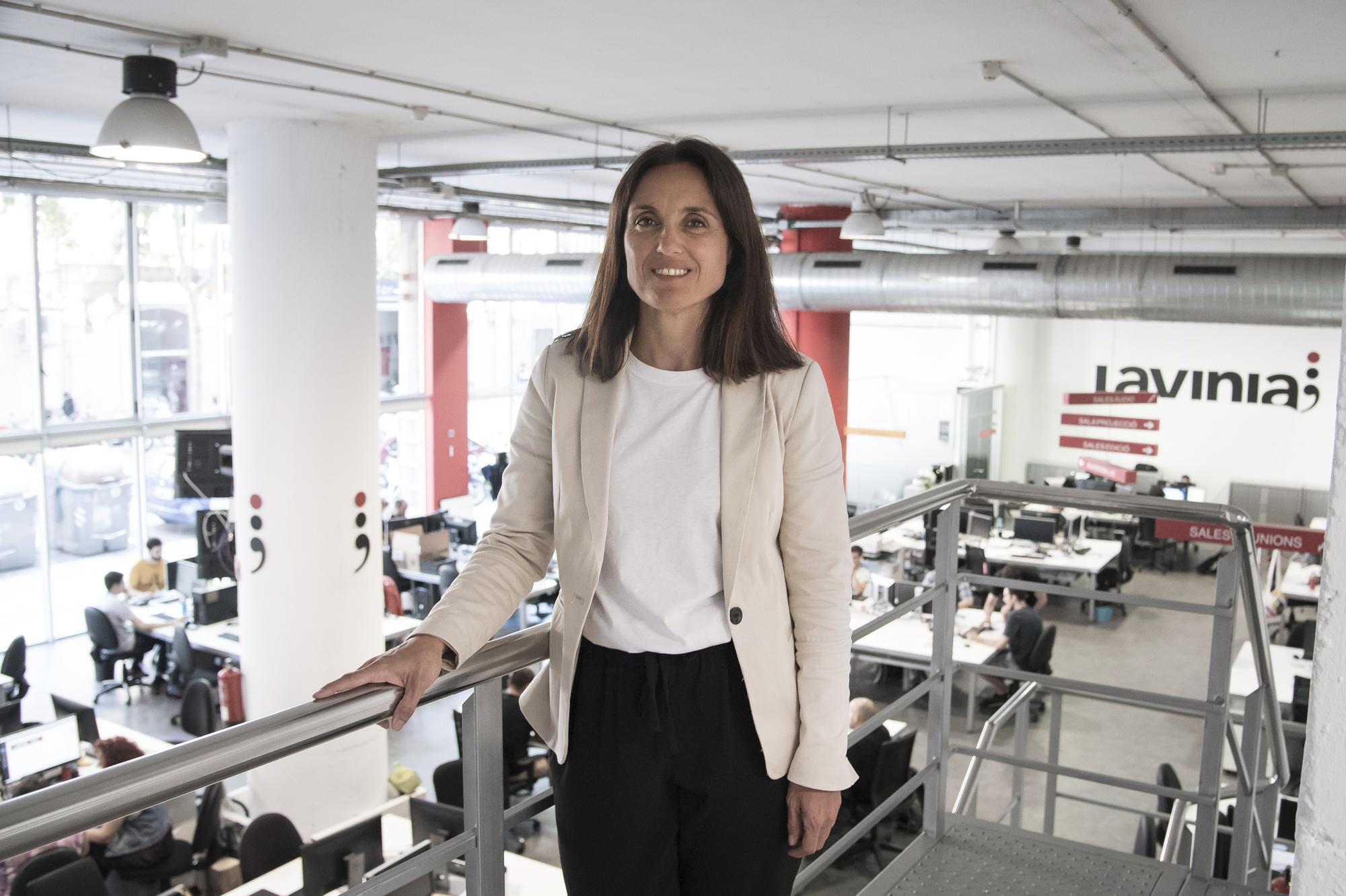 Eulàlia Carbonell, nova directora d'Operacions de Lavinia Services
