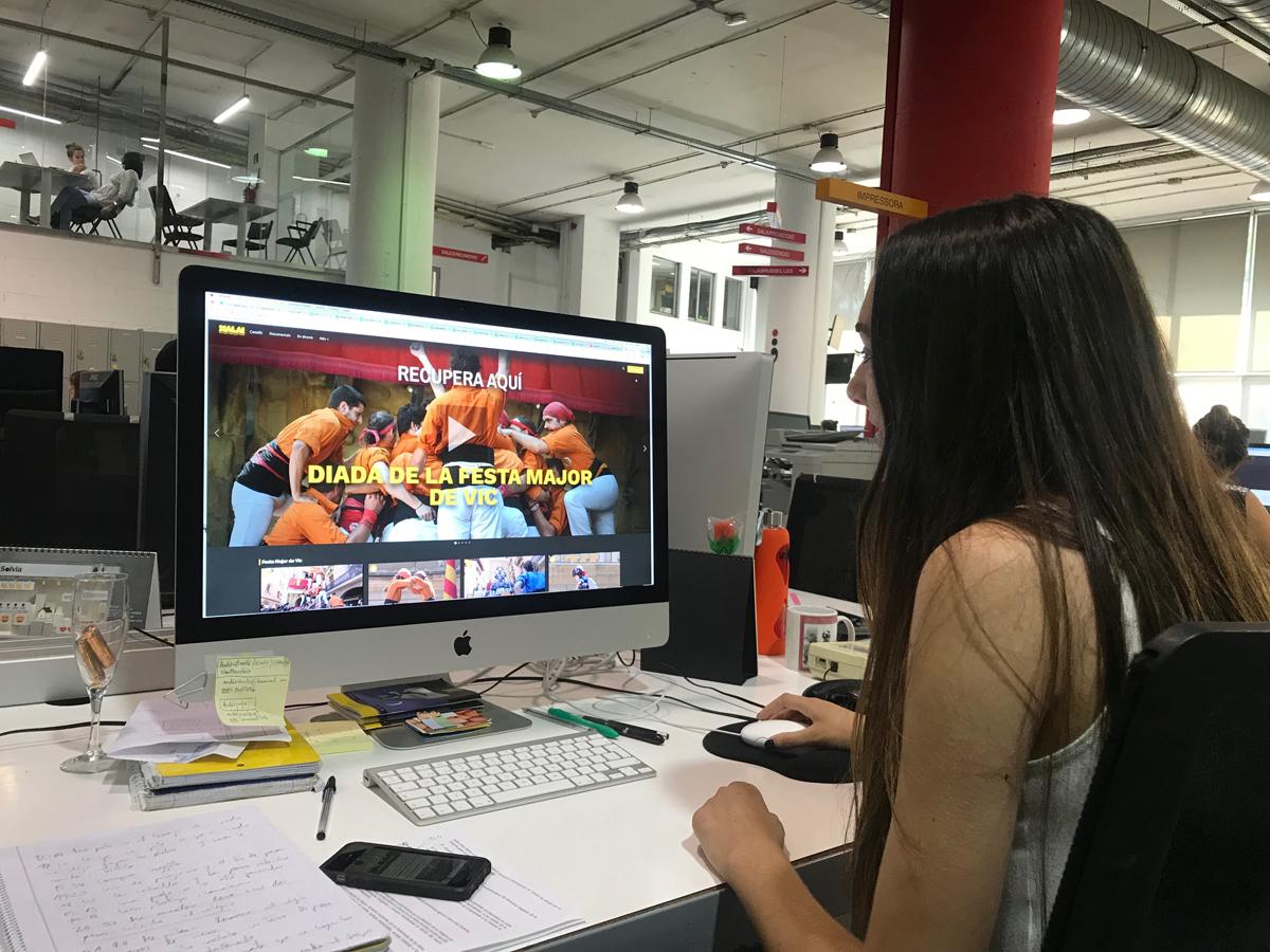 Lavinia construeix XALA!, la nova plataforma OTT per a la XAL
