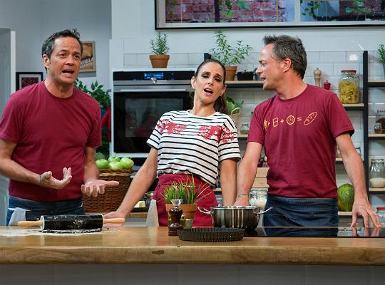 Arranca la nueva temporada de 'Torres en la cocina' con más recetas saludables y nuevos colaboradores
