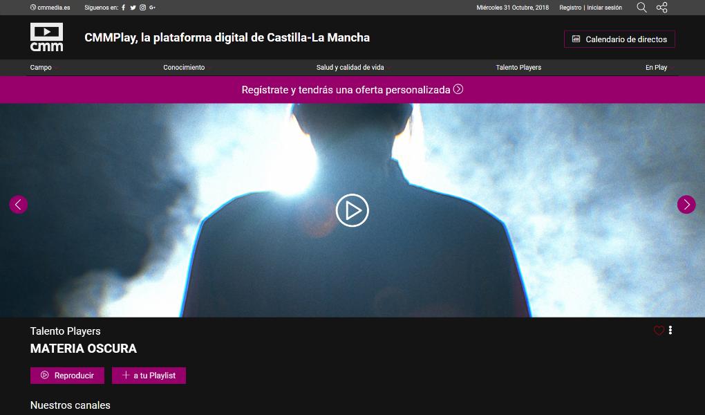 LaviniaNext develops Castilla-La Mancha Media OTT platform