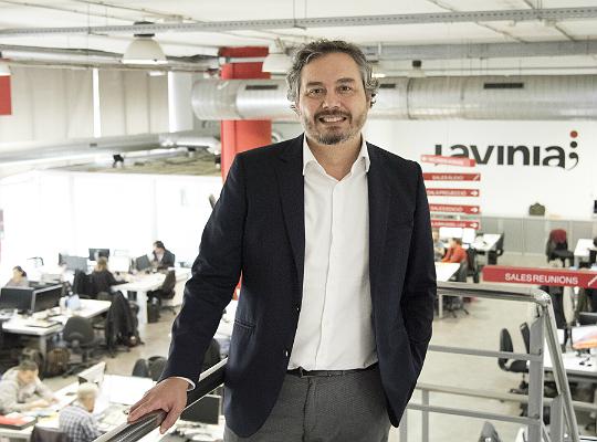 Ricardo Villa s'incorpora a Lavinia com a director de Desenvolupament de Nous Negocis