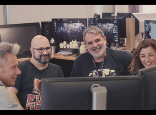 Posant cares a Ubisoft en el seu 20è aniversari