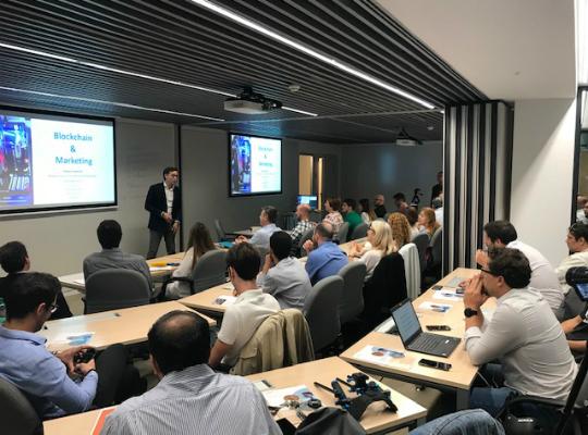 Workshops en el EADA Trend Lab a cargo de profesionales de Lavinia