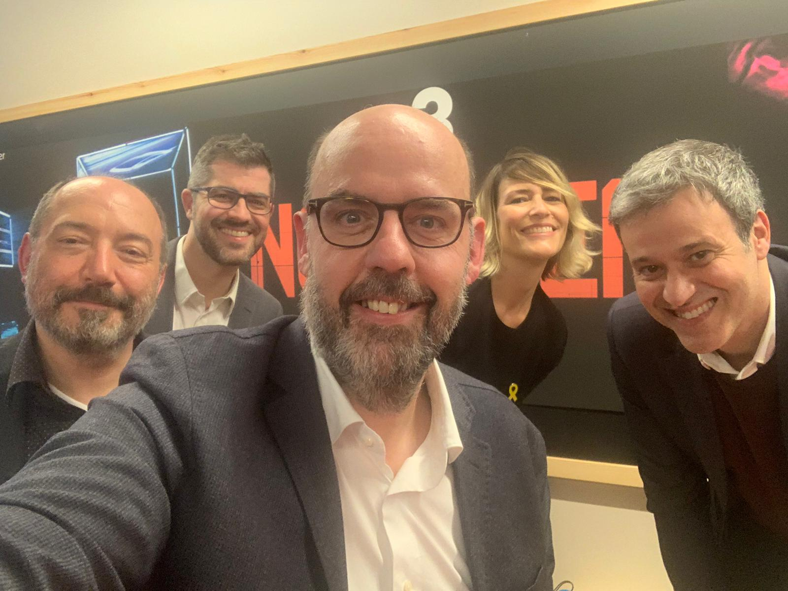 Jordi Basté: 'el futur està per ser compartit'