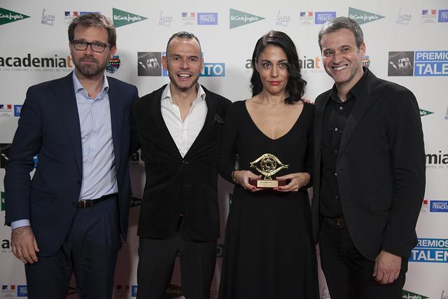 Xavier de Pol, Pedro Olloquí, Gemma Salamero, Ruben Mayoral