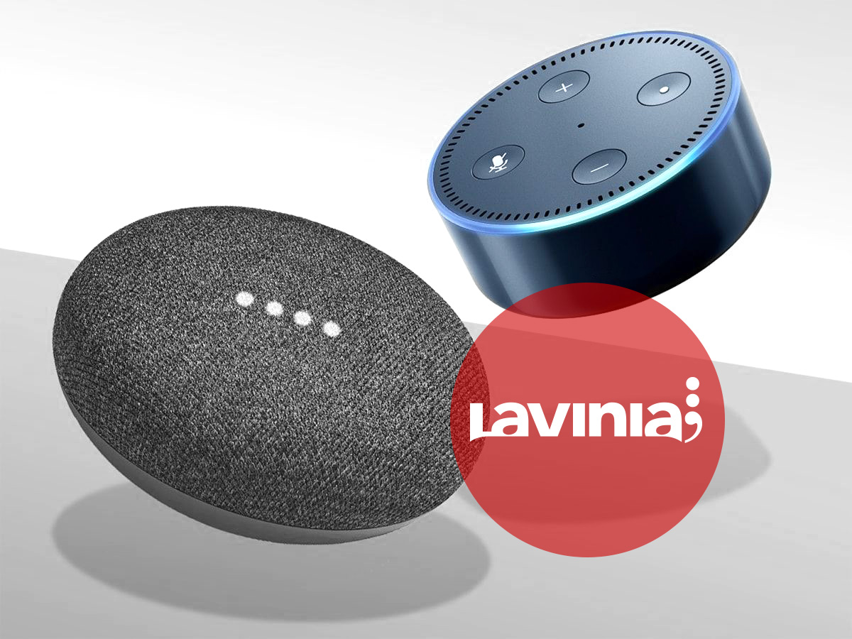 Nace Lavinia Voice para impulsar el audio online