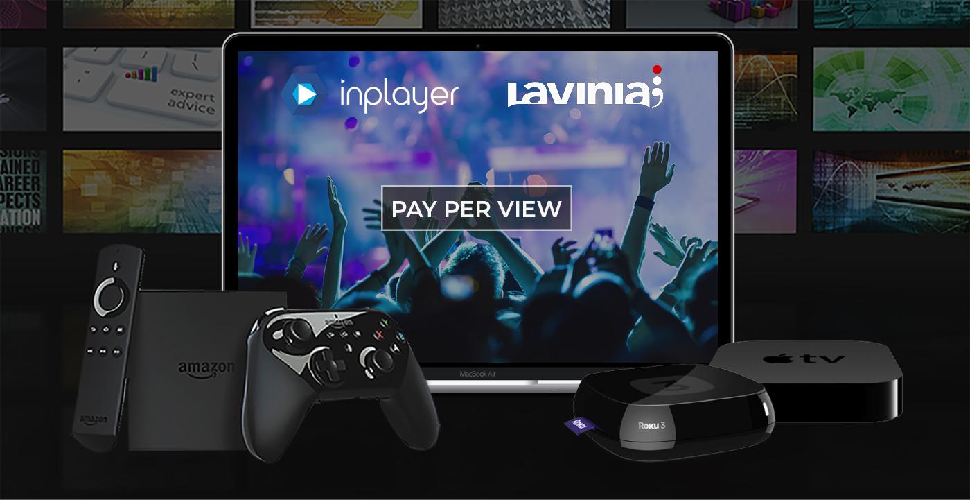 El Grupo Lavinia escoge a InPlayer como partner de monetización premium