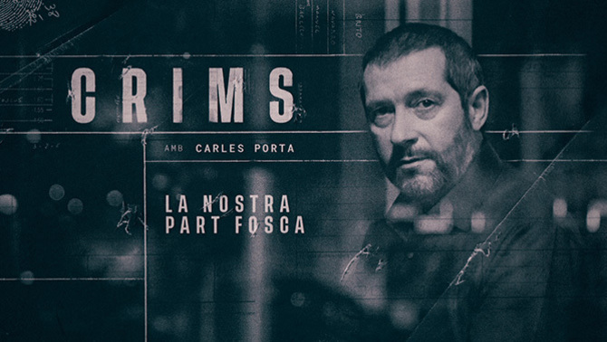 'Crims': el programa true crime de radio salta a TV3
