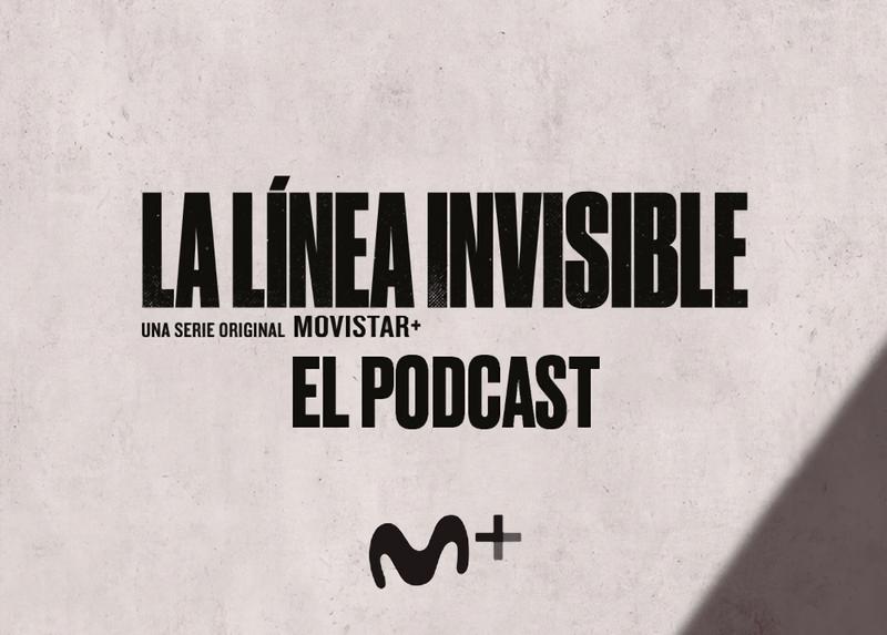 'La línea invisible' se convierte en podcast de la mano de Lavinia Voice y Goroka